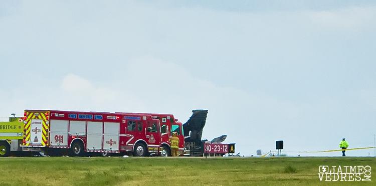 Plane Crash in Lethbridge