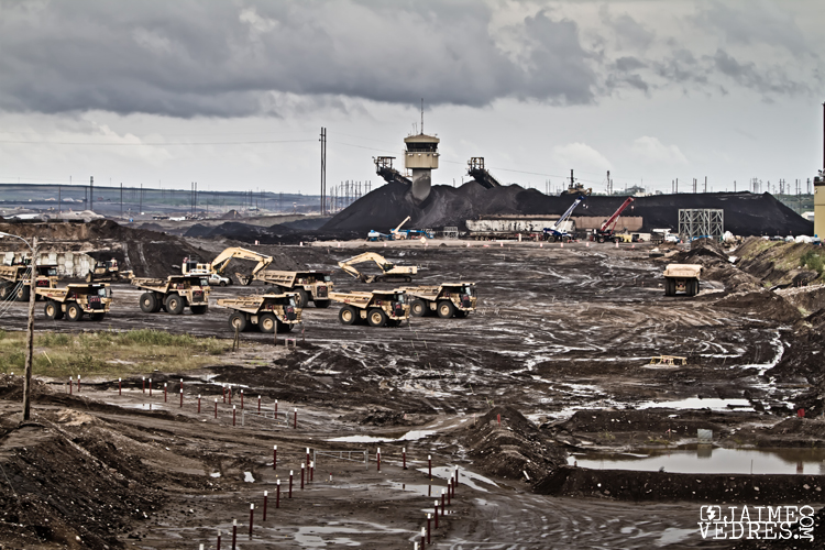 Syncrude Plant, Fort McMurray