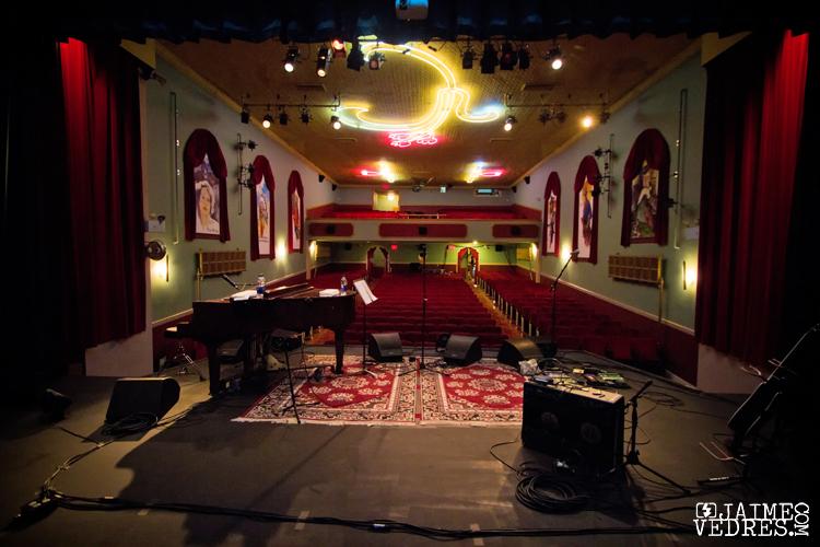Empress Theatre Stage