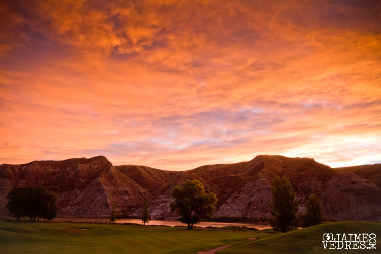 Paradise Canyon Golf Course Sunrise