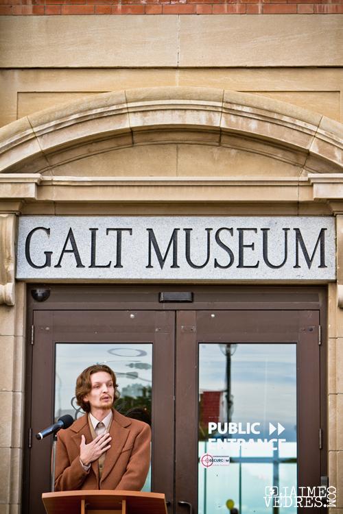 Galt 100 Years