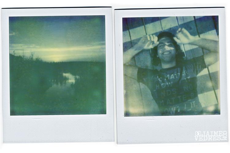 Jaime Vedres Photography - Polaroids