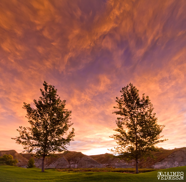 Paradise Canyon Sunrise