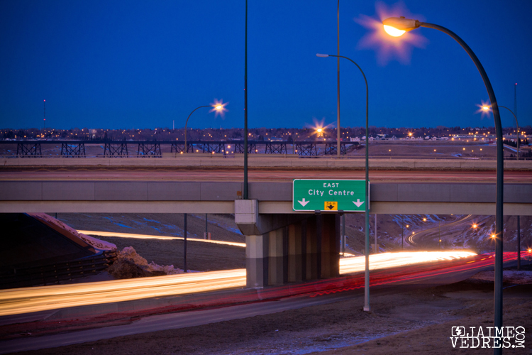 To and from Lethbridge City Centre