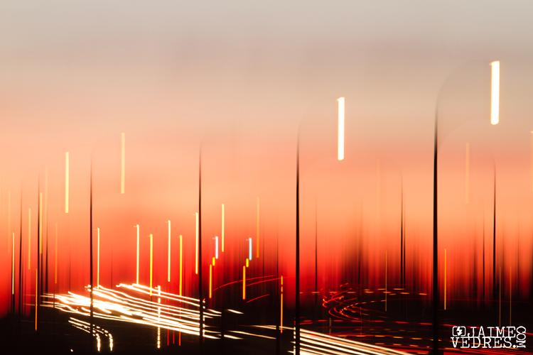 Lethbridge Slipping into Twilight