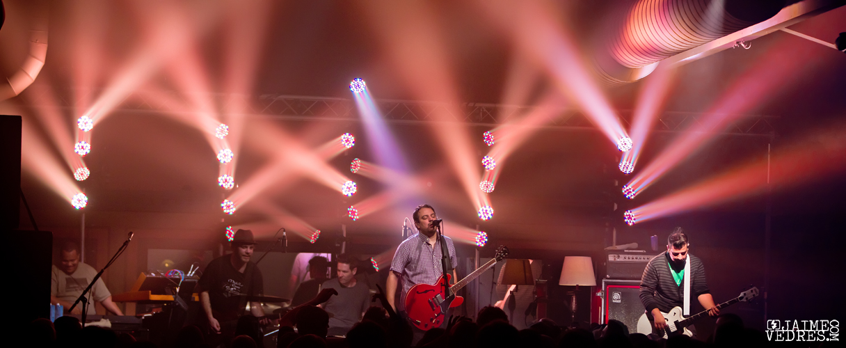 Matthew Good Band, Live in Lethbridge
