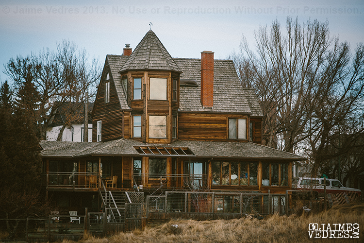 Mansion on the Coulees
