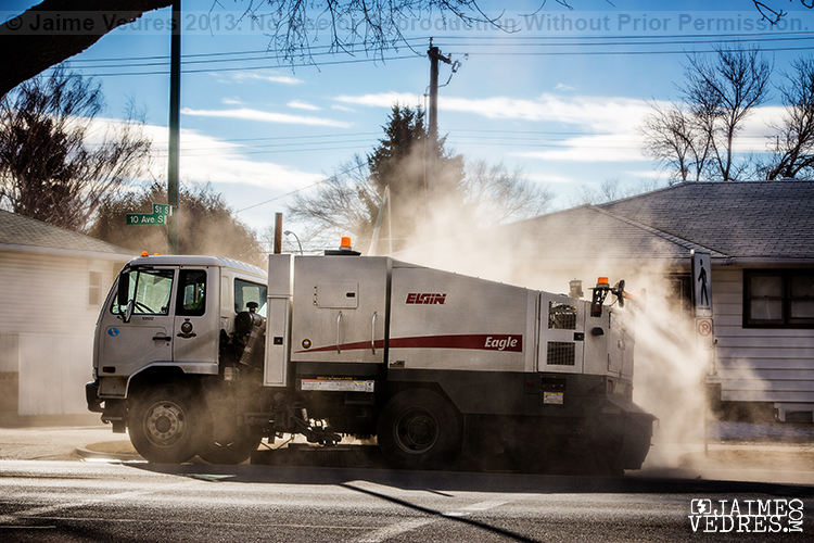 lethbridge street sweepers