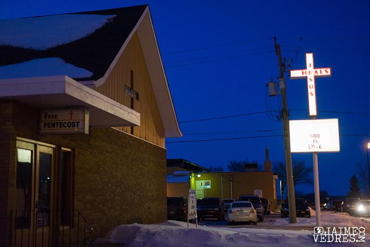 Yorkton Sask, Jesus Heals