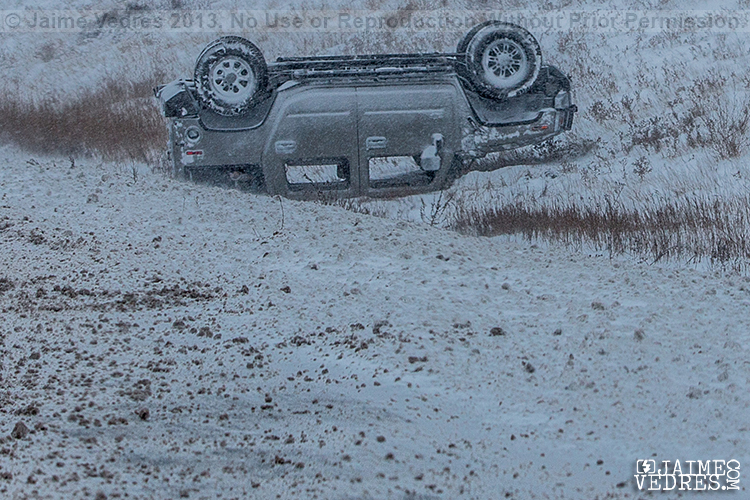 Hummer Flipped Winter