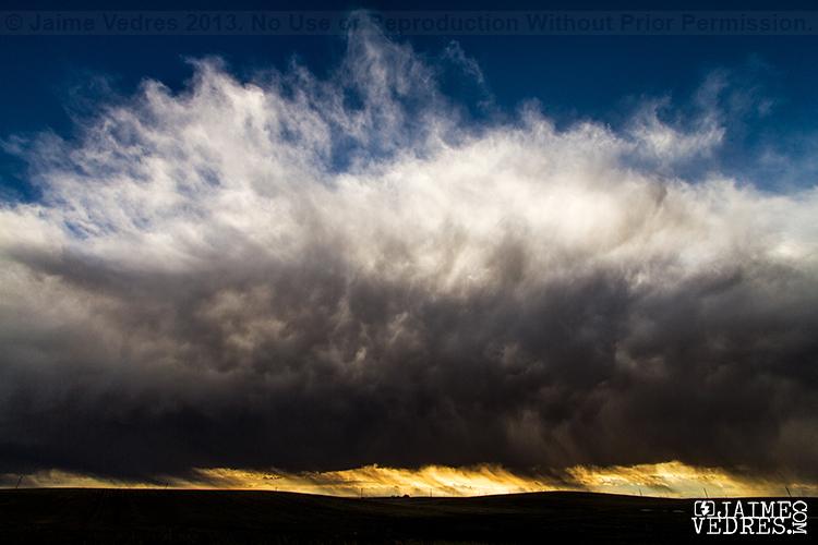 Prairie Storm Cloud