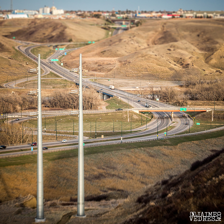 Highway 3 Lethbridge