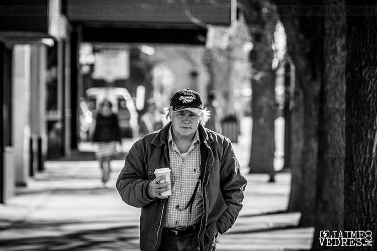 Lethbridge Street Photographer