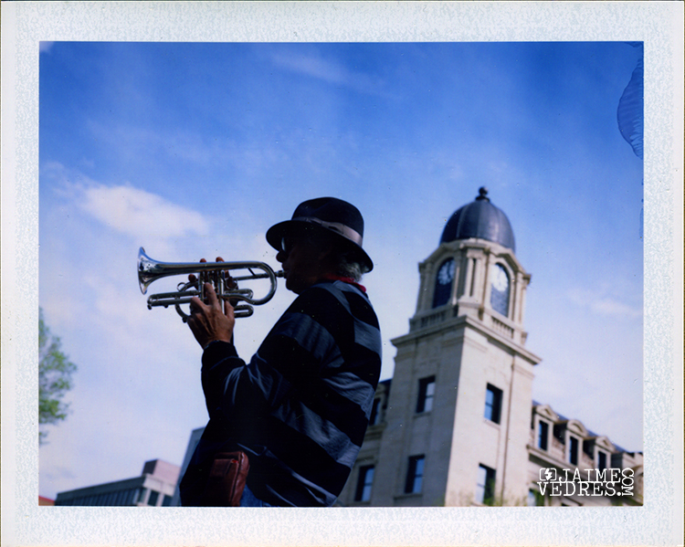 Busker Polaroid