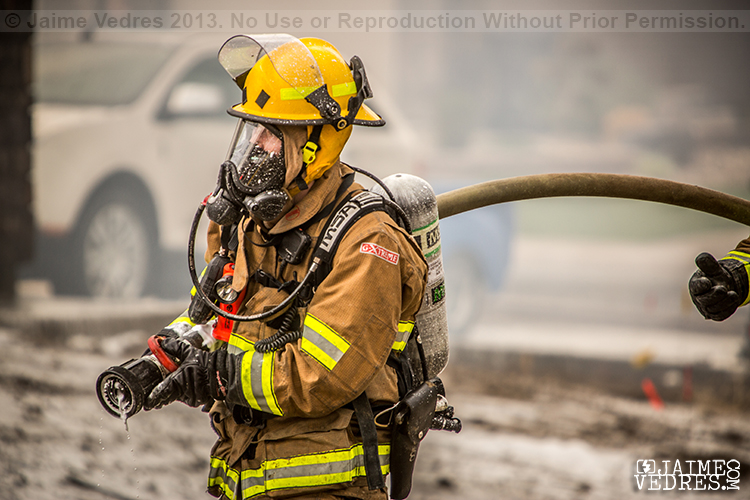 Lethbridge FireFighter