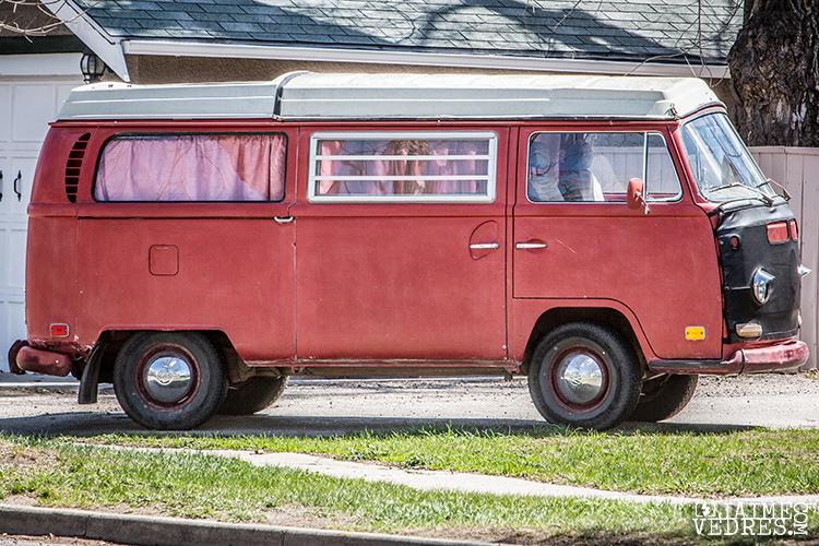70's VW Westfalia