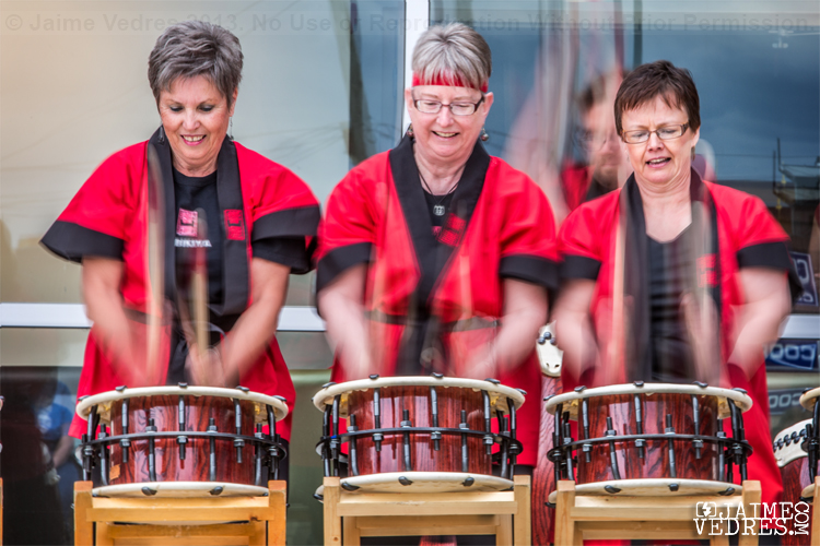 Lethbridge Taiko Drummers