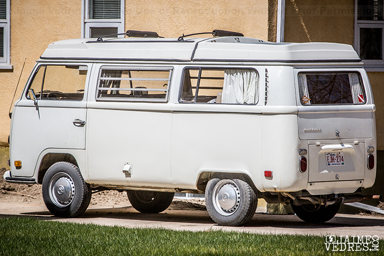 70's VW Westfalia