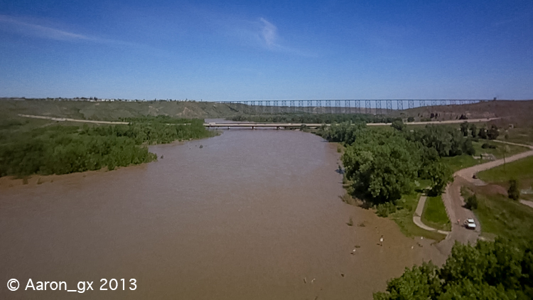 Lethbridge Aerial Photography