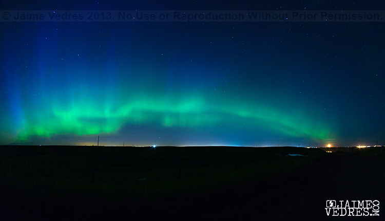 Aurora, Northern Lights, Lethbridge