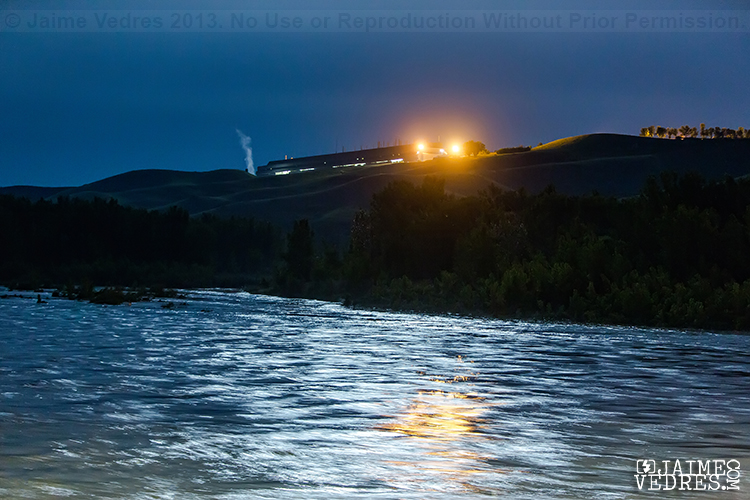 UofL Flood Oldman River