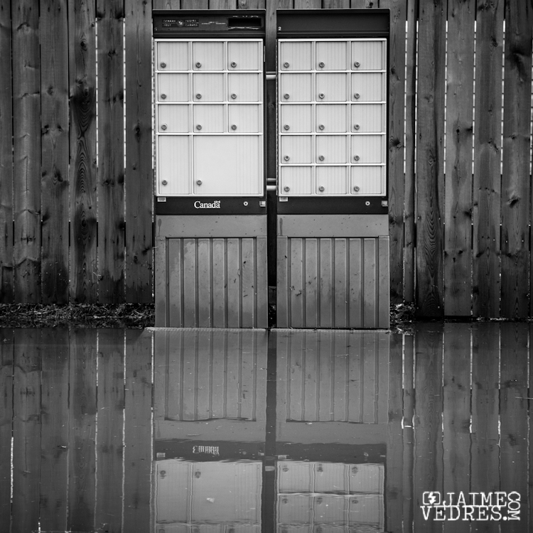 Flood Mailboxes
