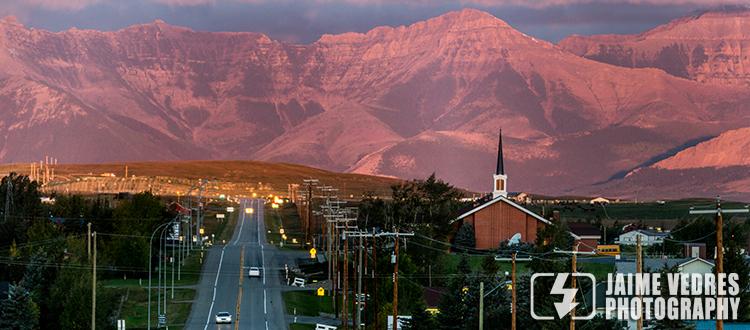 Mountain View Alberta