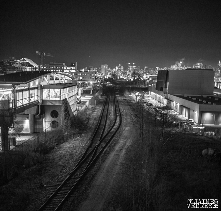 East Van Skytrain Station