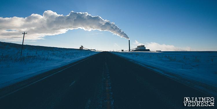 Sheerness Mine Alberta