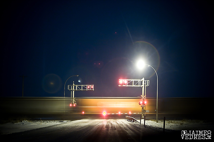 CP Rail Crossing