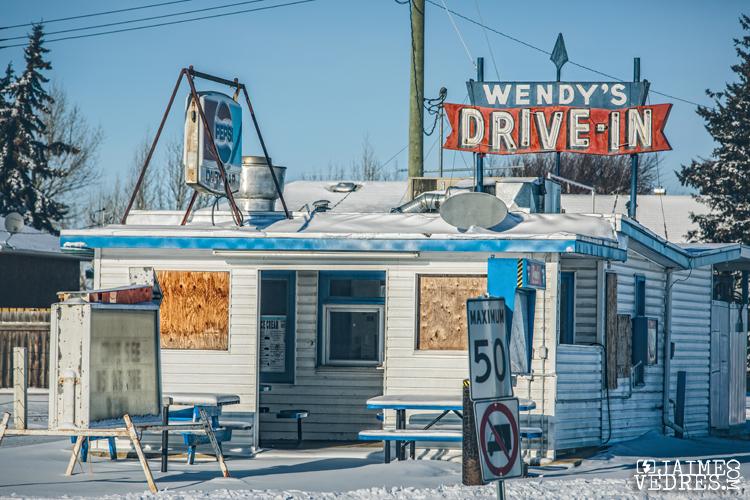 Wendy's Dairy Bar - Vauxhall Alberta