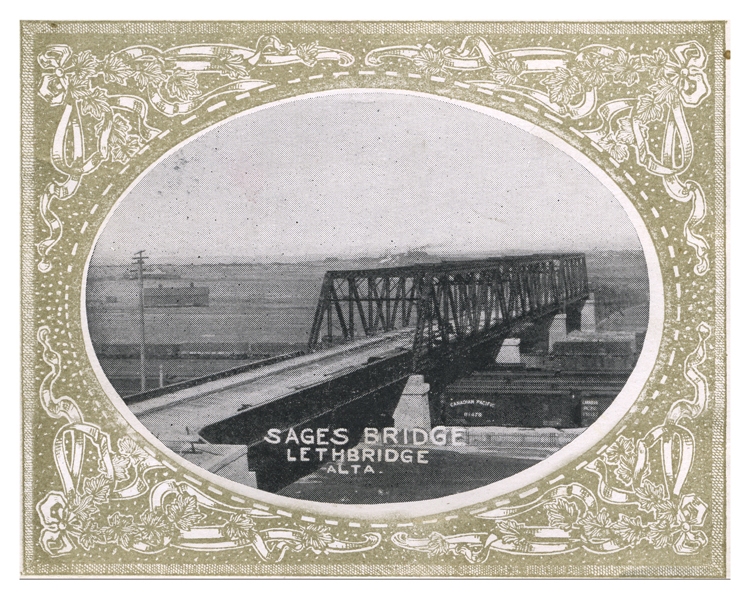 Sages Bridge Lethbridge