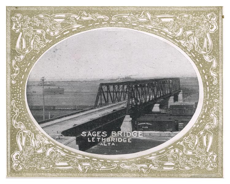 Sages Bridge Lethbridge