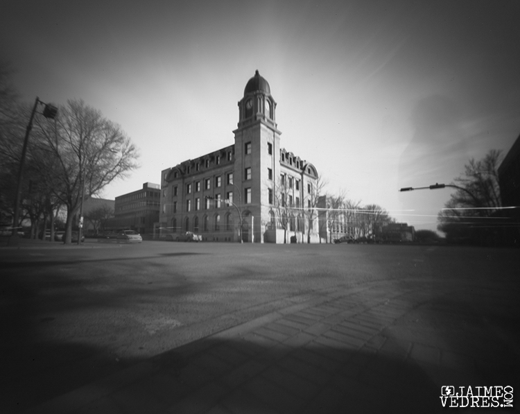 Lethbridge Alberta Pinhole Photography