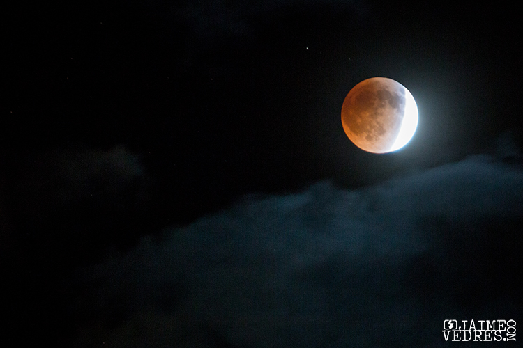 Lunar Eclipse Lethbridge