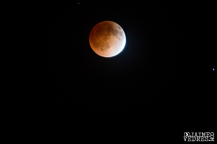Lunar Eclipse Lethbridge Alberta