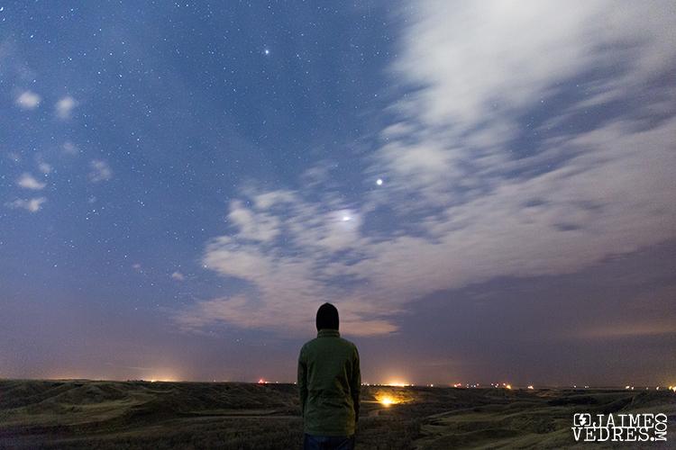 Watching the Lunar Eclipse