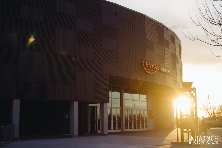 The Enmax Centre Lethbridge