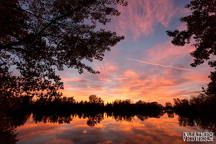 UofL Lake Sunrise