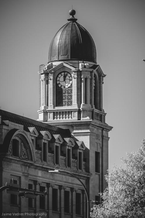 Lethbridge Clock Tower, Post Office