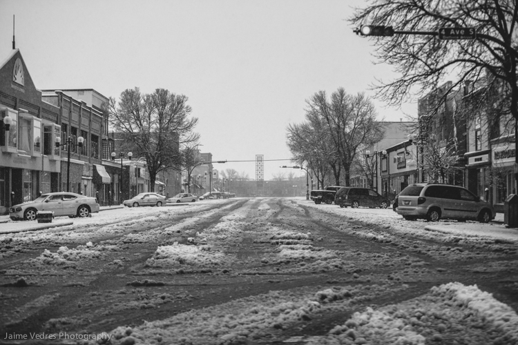 Lethbridge Snow