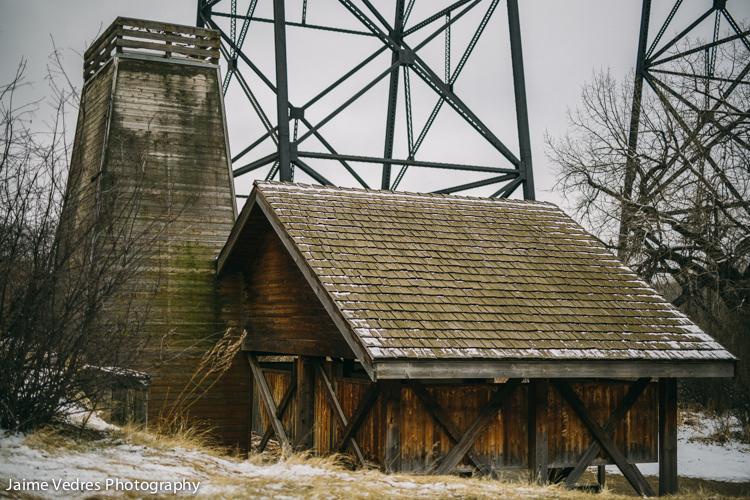 Lethbridge Coulee Side Mine