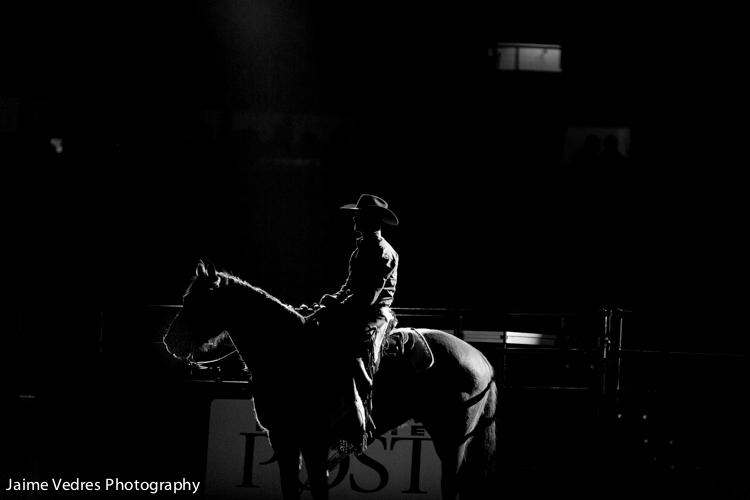 Cowboy Silhouette, PBR Canada