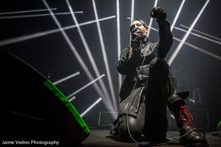 Marilyn Manson, Lethbridge Alberta