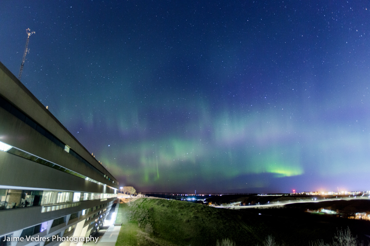 University of Lethbridge Aurora