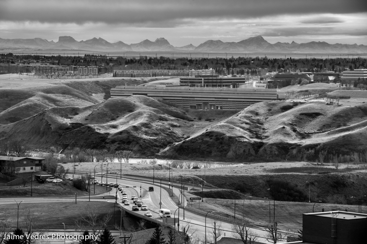 University of Lethbridge & Mountains, UofL