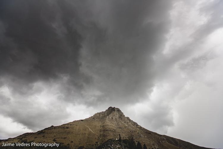 Mount Galwey, Waterton
