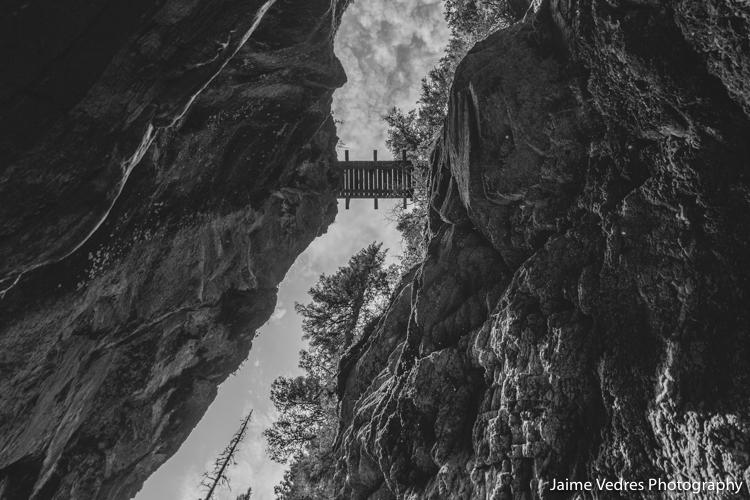 Red Rock Canyon, Waterton,