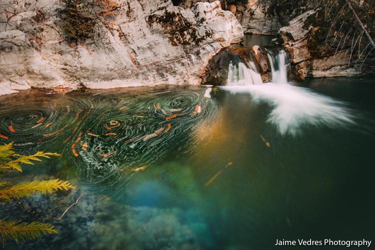 BC Waterfalls