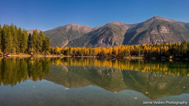 Rosen Lake, BC